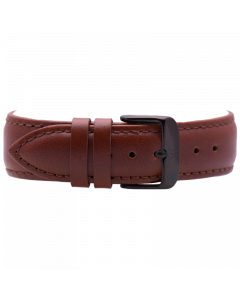Jacques Reboul Brown Strap with Black Buckle