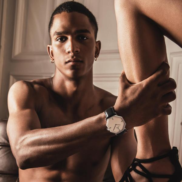 Jacques Reboul Men's watch on your Wrist